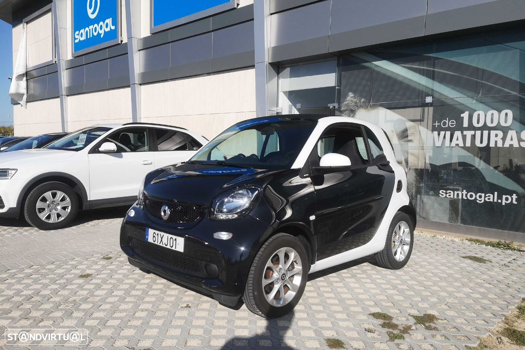 Smart ForTwo (Fortwo 1.0 71 Aut.) - 1