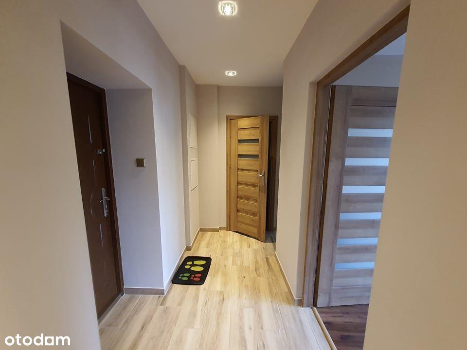 Wynajem mieszkania 2 pokoje umeblowane Centrum