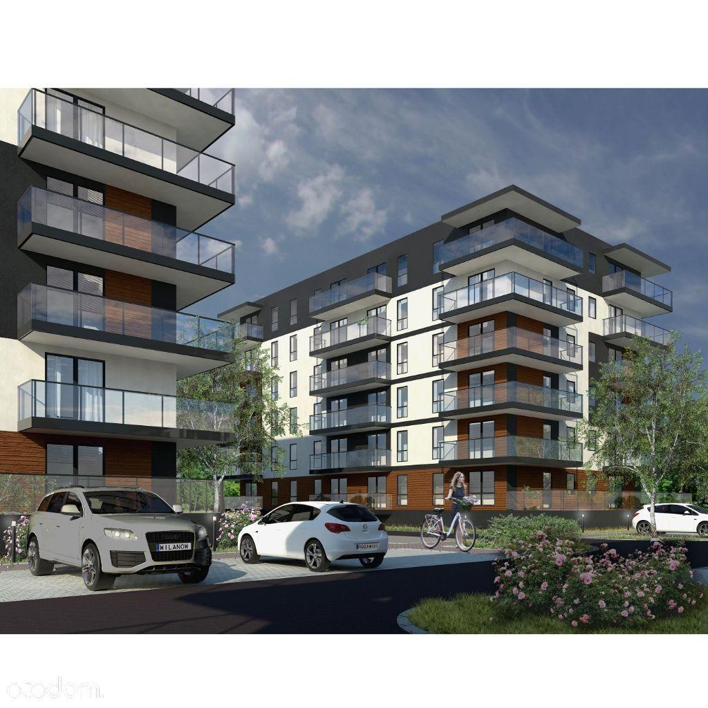 Mieszkanie w Inwestycji Różany Wilanów M22