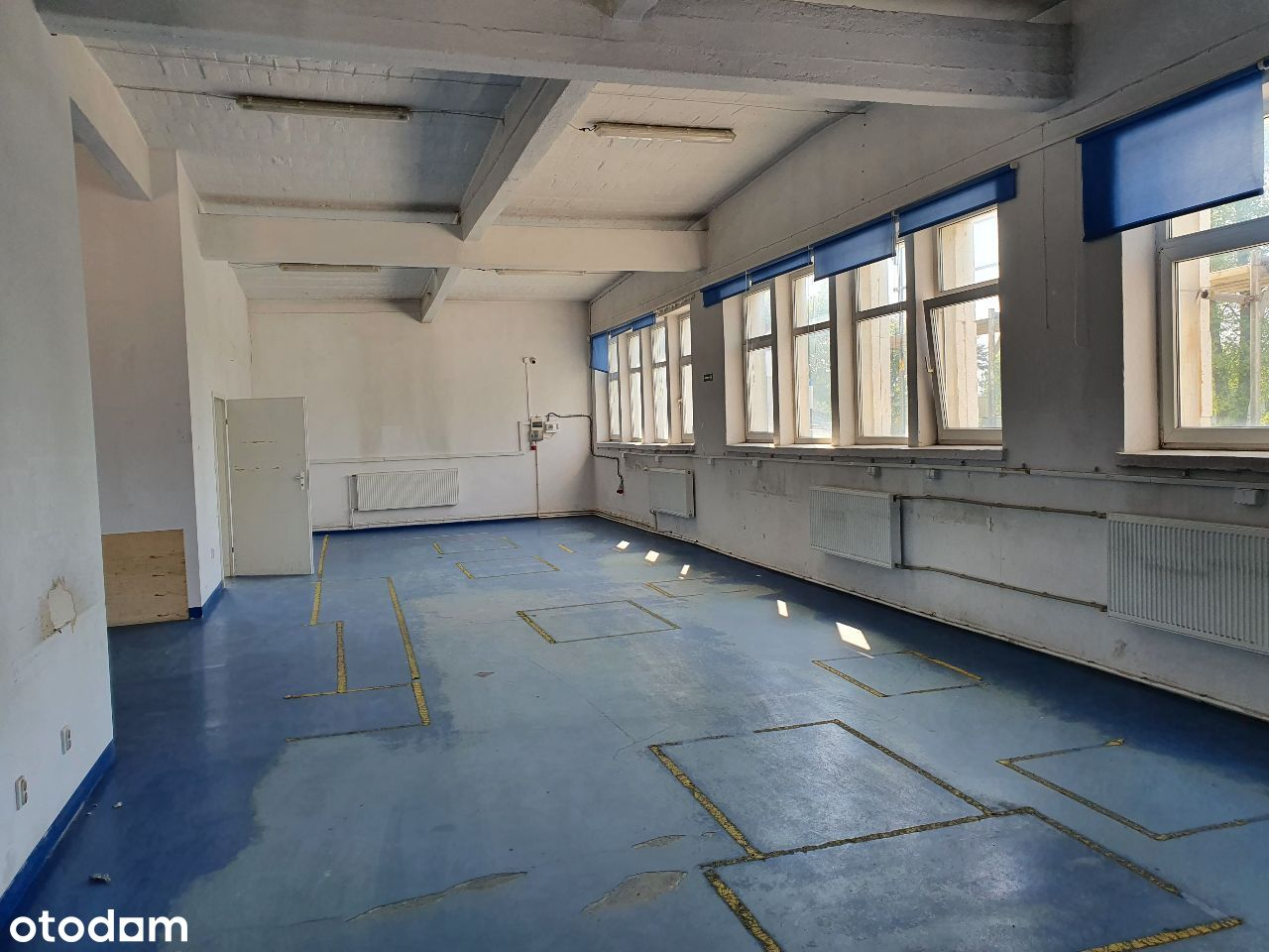 biuro,produkcja,magazyn ogrzewane od 50-500 m2