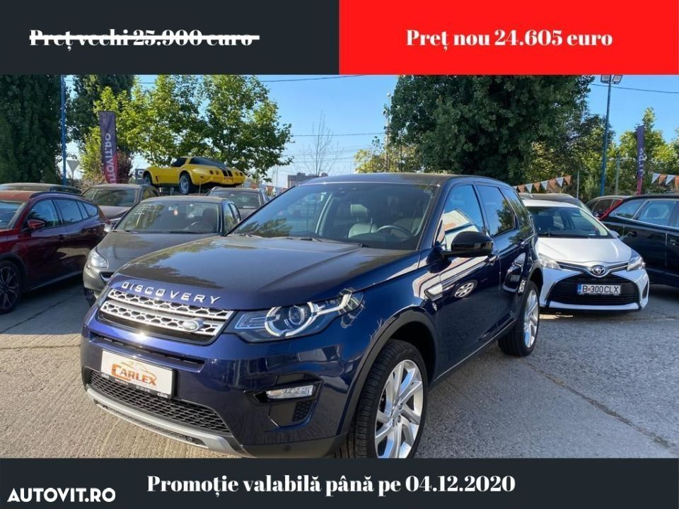 Land Rover Discovery Sport - 24