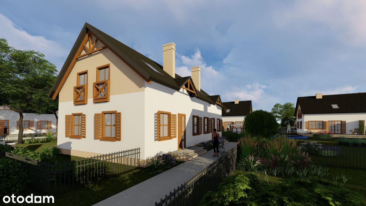 Apartamenty z ogrodem - Osiedle Nowy Jantar