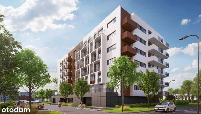 MARCINKOWSKIEGO 11 | funkcjonalne mieszkanie KTM95
