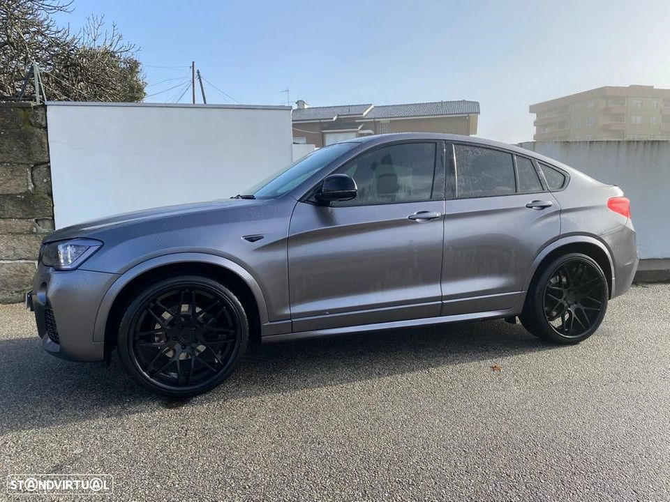 BMW X4 30d XDrive Pack M - 9