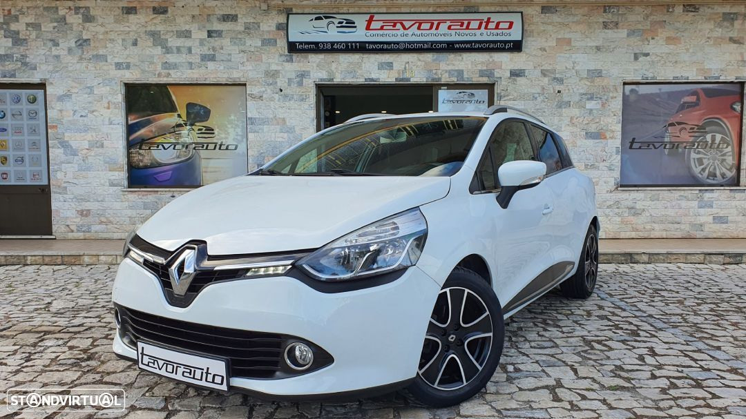 Renault Clio Sport Tourer 0.9 TCE LIMITED - 1
