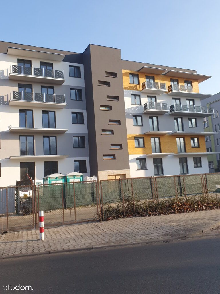 Mieszkanie w nowym budownictwie - 63m2.