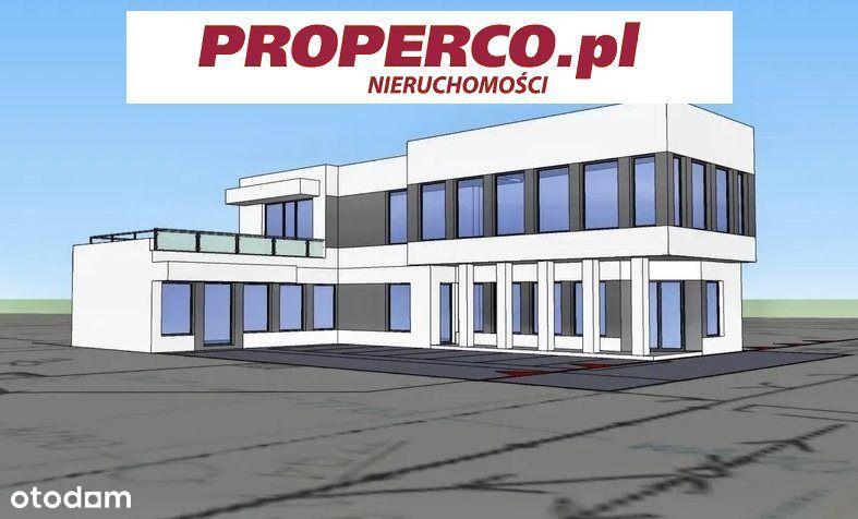Budynek 374 m2 + działka 500 m2, Łomianki