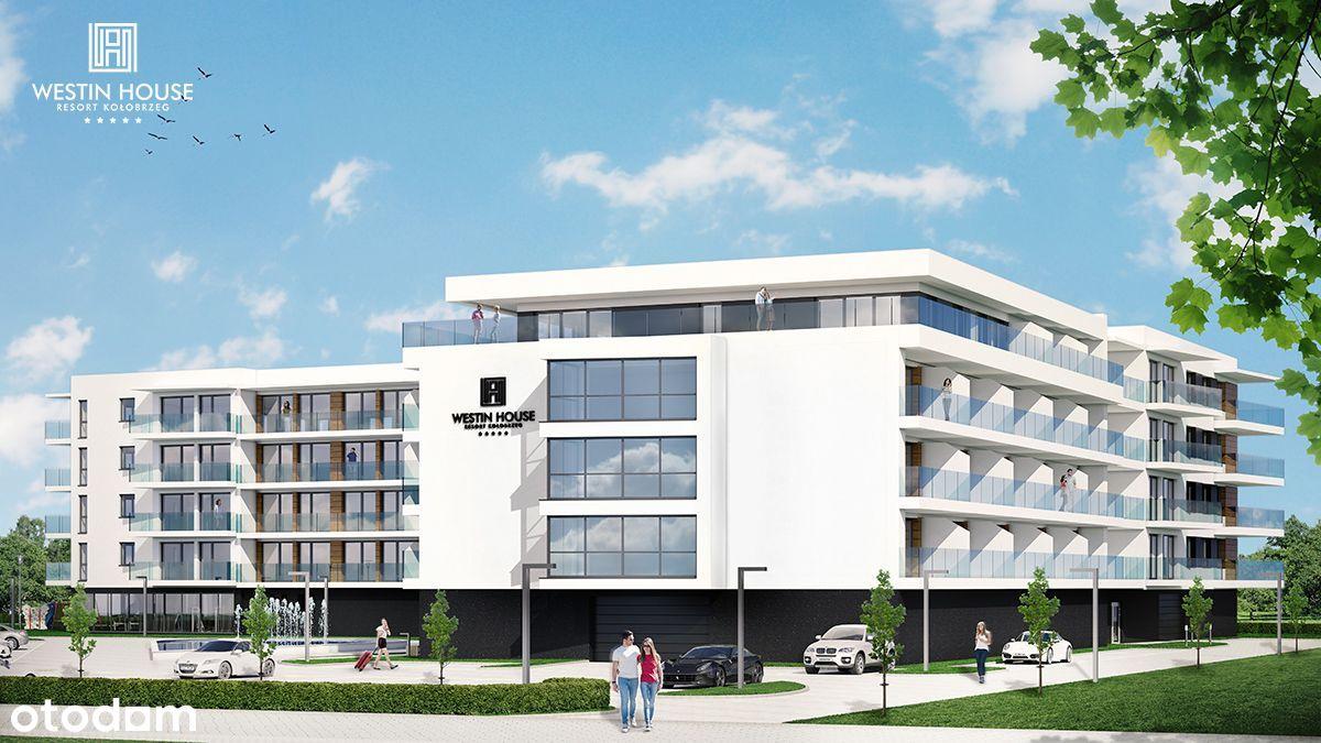 Apartament nr 407 - Westin House Resort Kołobrzeg