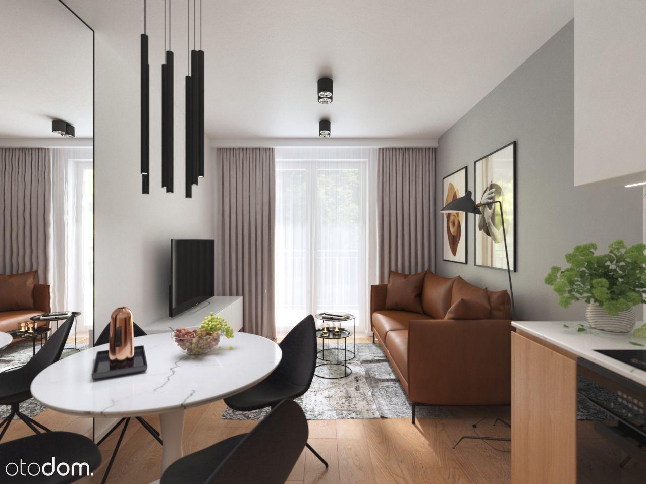 JASNY Nowoczesny CICHY Apartament PIĘKNY WIDOK