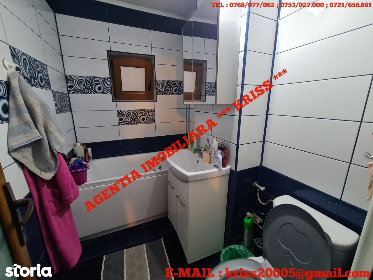 APARTAMENT 3 Camere NORD KAUFLAND Confort 1 Decomandat Renovat