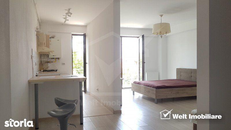 Apartament 1 camera 45mp, et.1 cu panorama, 7 strazi Gruia