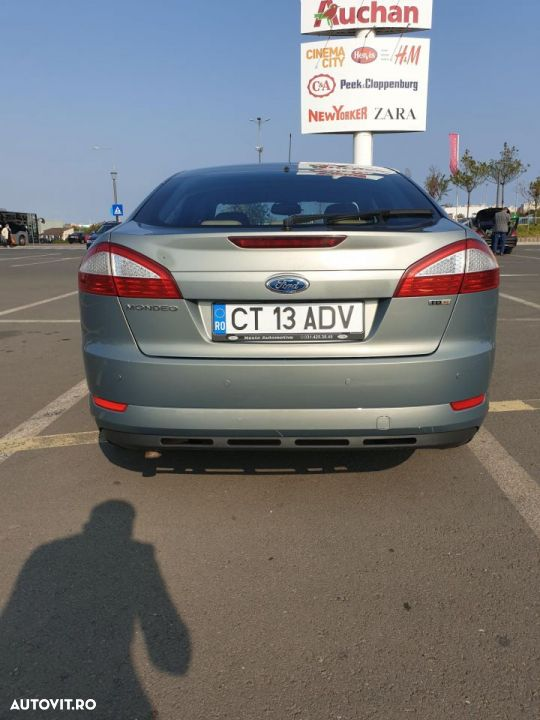 Ford Mondeo - 10
