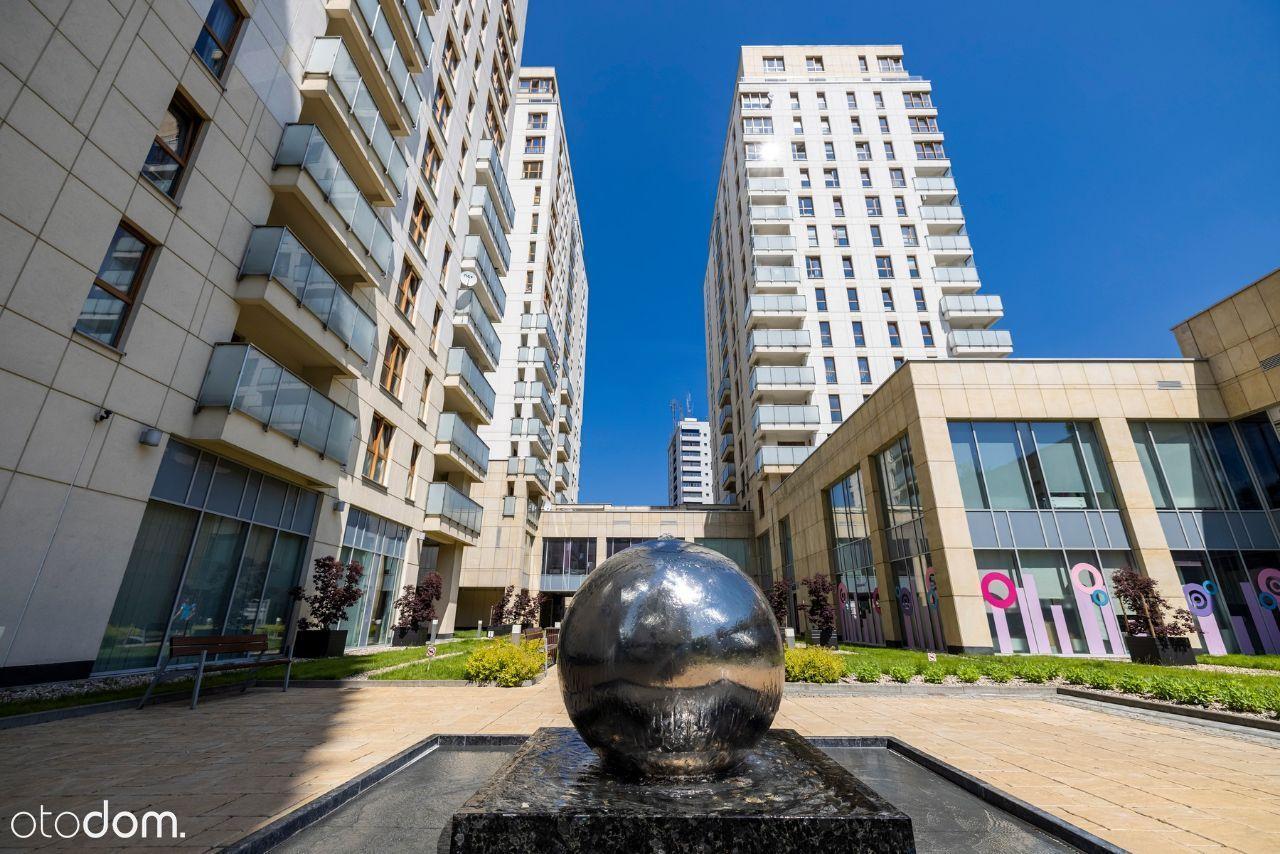 Apartament w Quattro Towers z pięknym widokiem