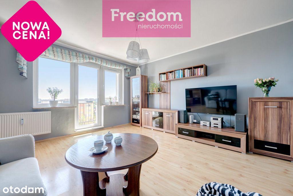 Przestronne mieszkanie na gdańskim Chełmie