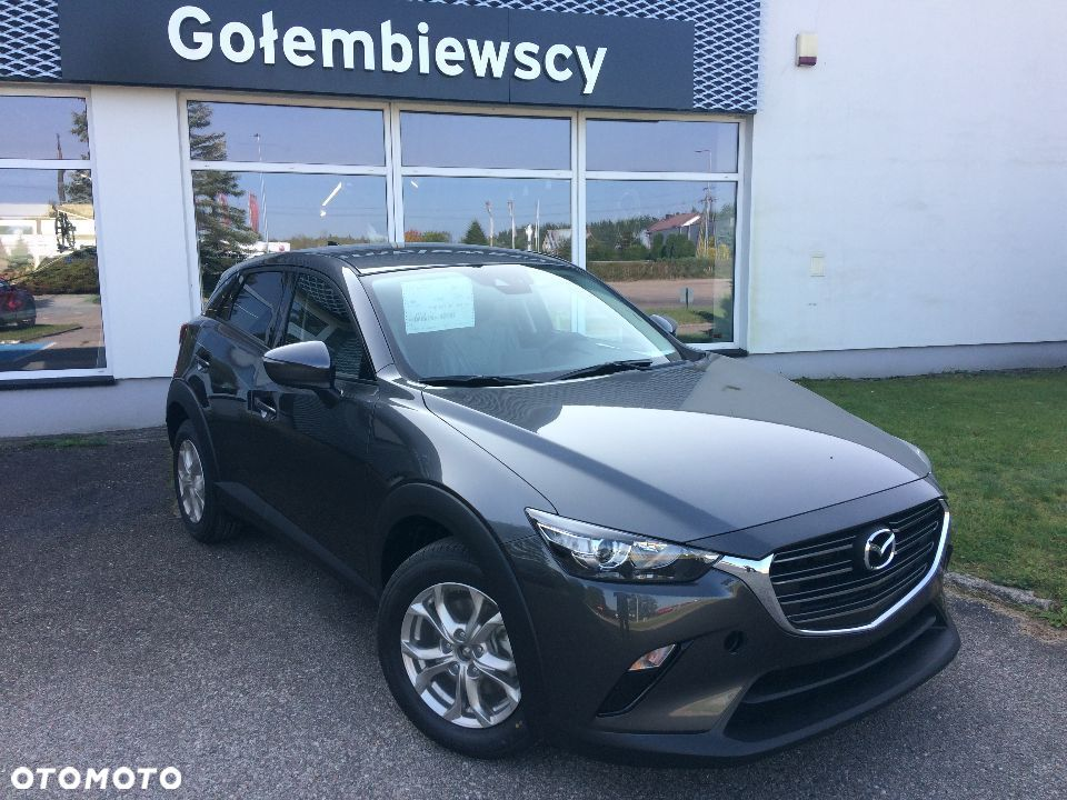 Mazda CX-3 CX 3 2.0L SKYACTIV G 121KM 6AT 4x2 SkyEnergy - 1