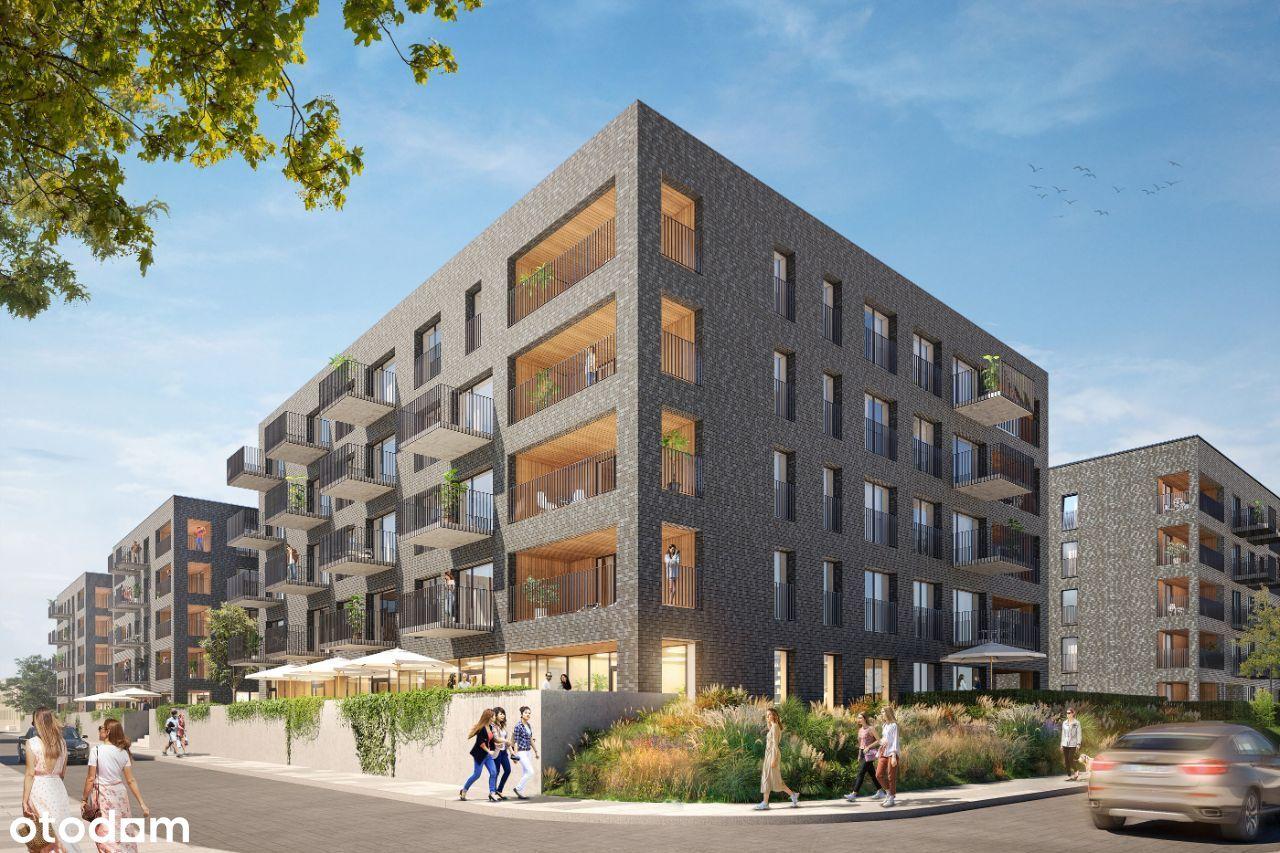 Taras + Ogródek + Rolety / Nowe Mieszkanie GLIVIA