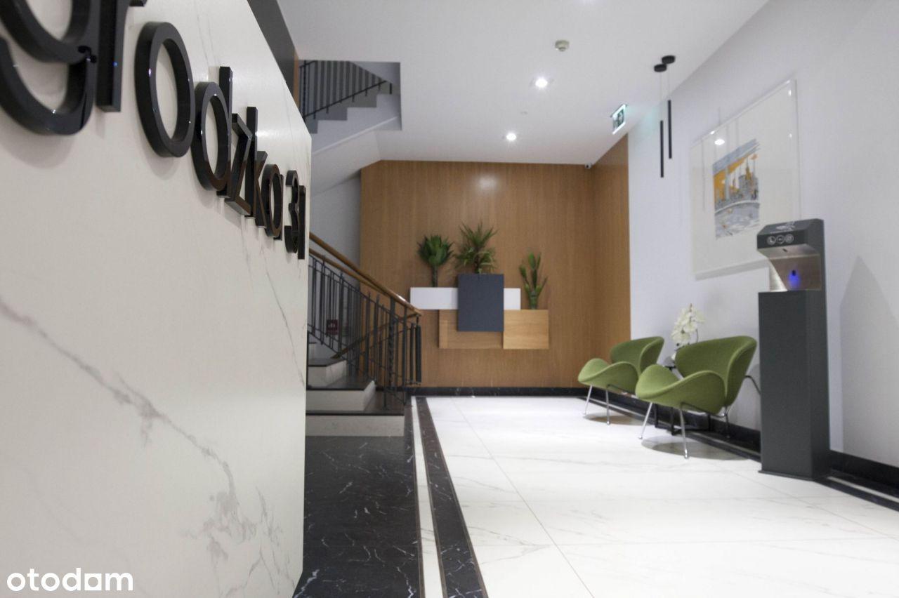 Lokal biurowy w ścisłym centrum Warszawy