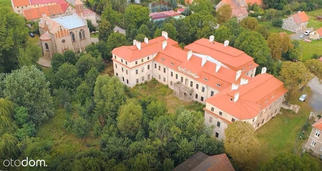 Pałac w Małuszowie z XVII w. pod hotel i spa