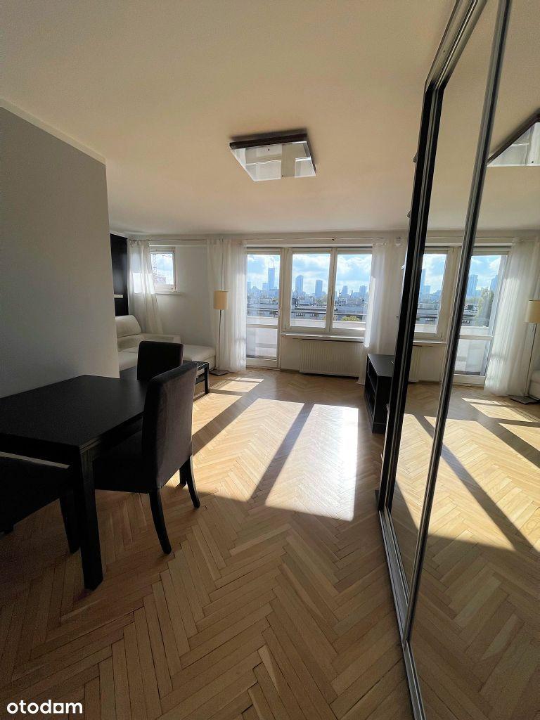 Wynajmę mieszkanie 2 pokoje Muranów/ Nowolipki