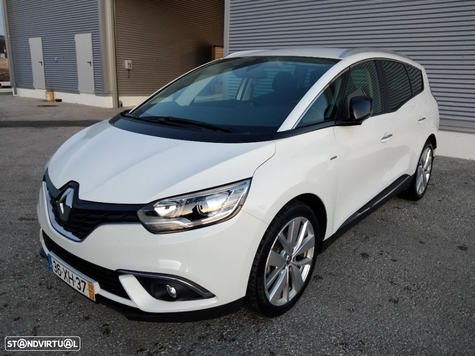 Renault Grand Scénic 1.7 Blue dCi Limited - 1