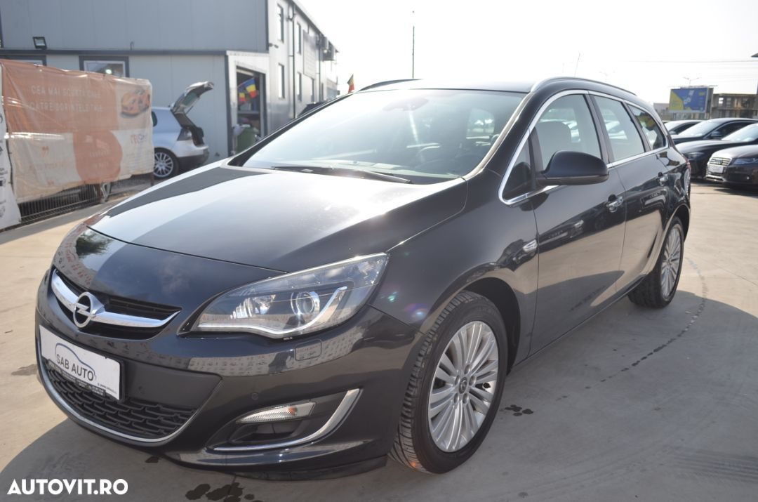 Opel Astra Sports - 17
