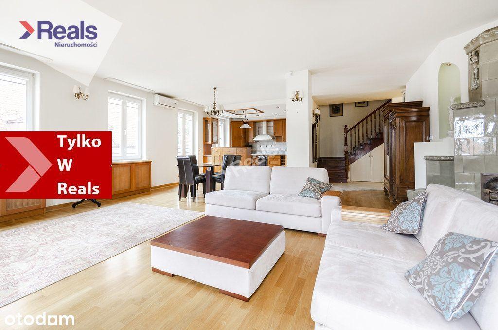 Dwupoziomowy, ekskluzywny apartament na Starówce