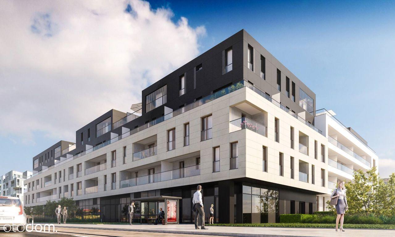 Mieszkanie 52m2, 3p , AR4 City Residence, Cesja
