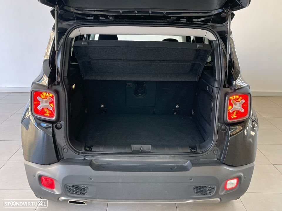 Jeep Renegade 1.6 MJD Limited DCT - 25