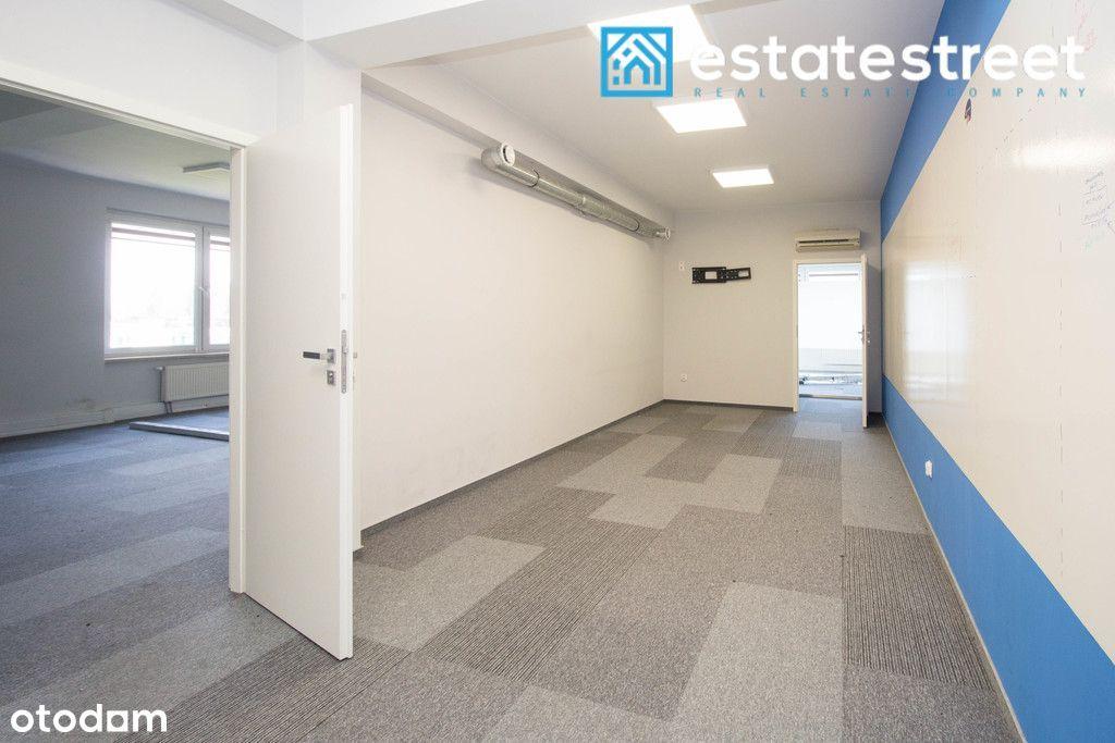 Duży lokal biurowy 330m2 - 6 pokoi  przy Opolskiej