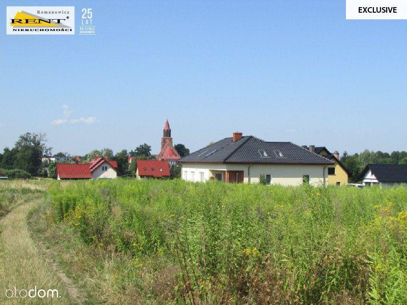 Działka budowlana w Maszewie