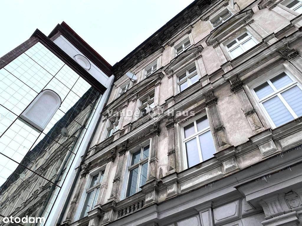 Mieszkanie do remontu | centrum