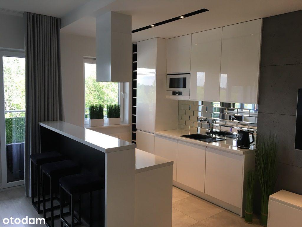 3 pokoje, 60 m2, Narutowicza Residence