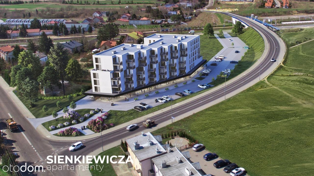 SIENKIEWICZA Apartamenty - 43,25m2