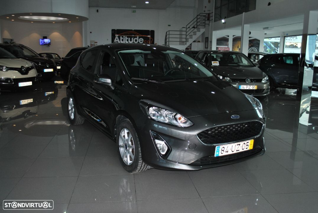 Ford Fiesta 1.1 Ti-VCT Business - 5