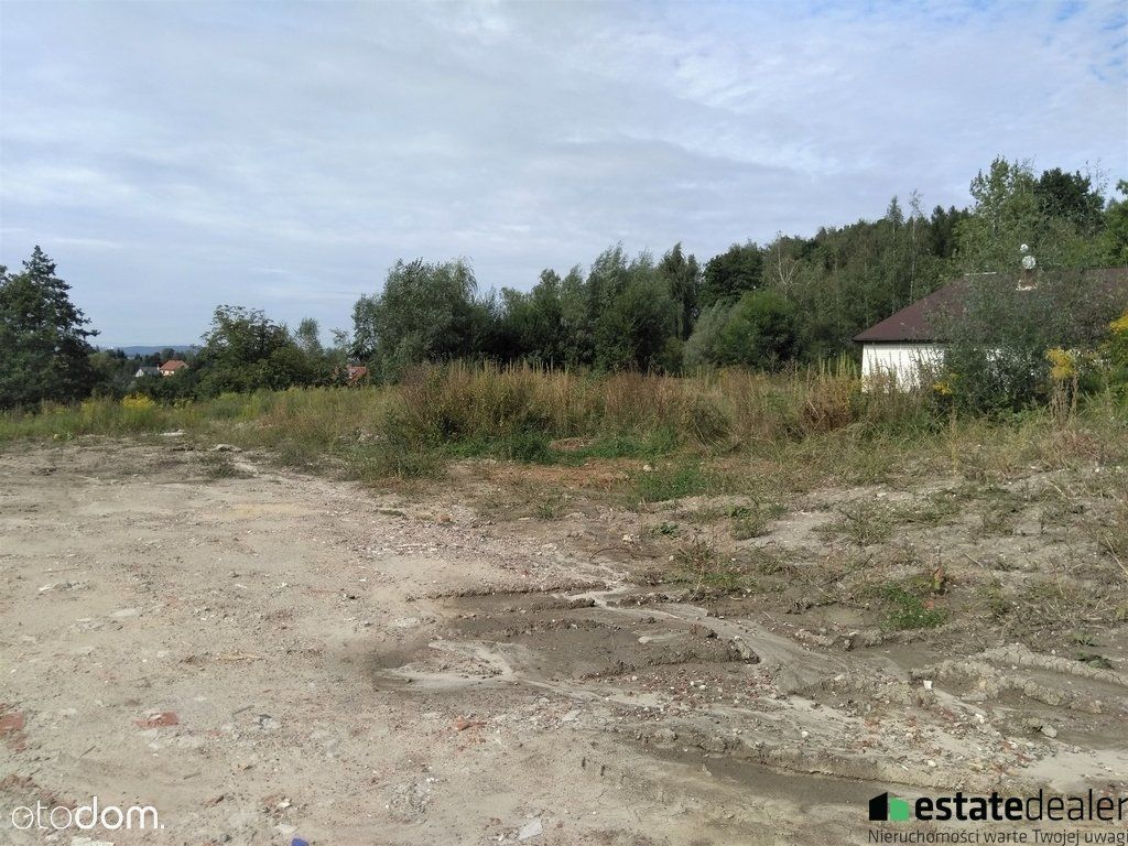 Duża działka rolno-budowlana we Wrząsowicach