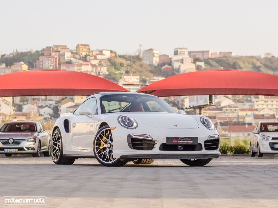 Porsche 911 Carrera Turbo S PDK - 5