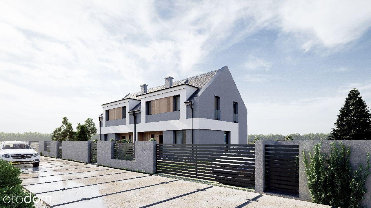 Dom w zabudowie bliźniaczej Wołczkowo 107m2