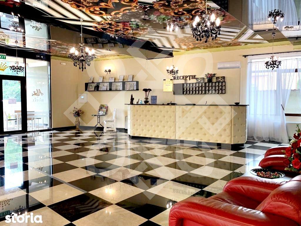 Hotel nou de vanzare in Baile Felix, Bihor SV003