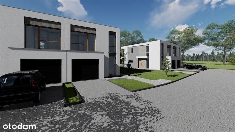 Bolesławice/Kobylnica - domy z garażem