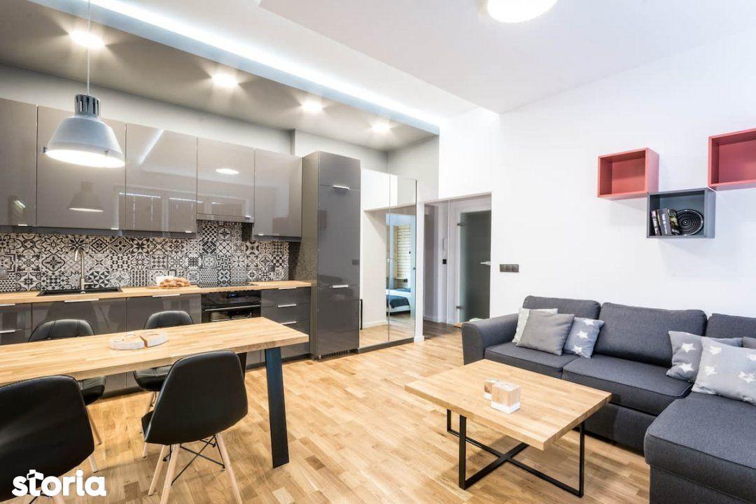 Apartament 2 Camere xOpen Space 2 Balcoane Metrou Aparatorii Patriei