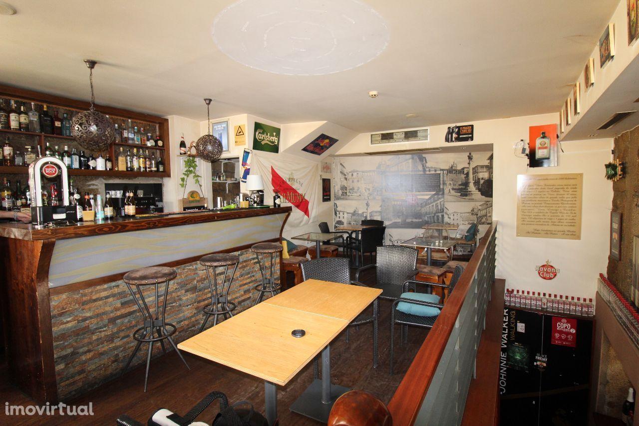 Bar para Trespassar no Centro Histórico