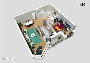 Constructor vand apartament 2 camere