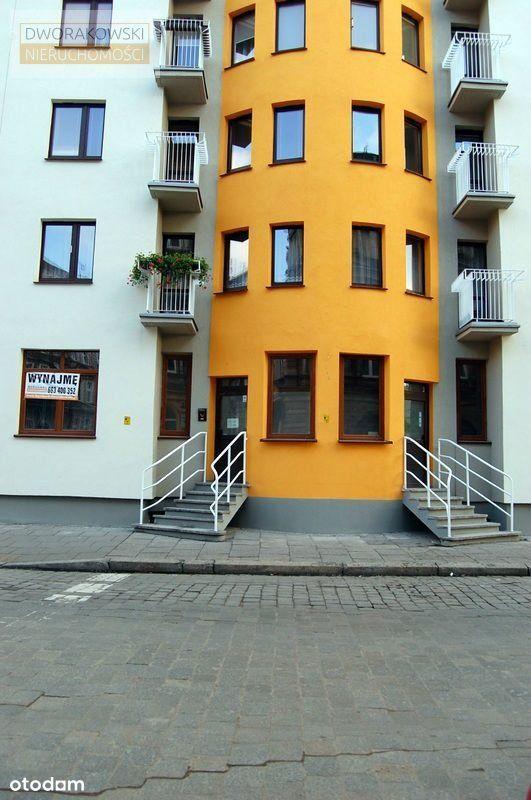 Lokal Użykowy w Centrum Wrocławia na parterze
