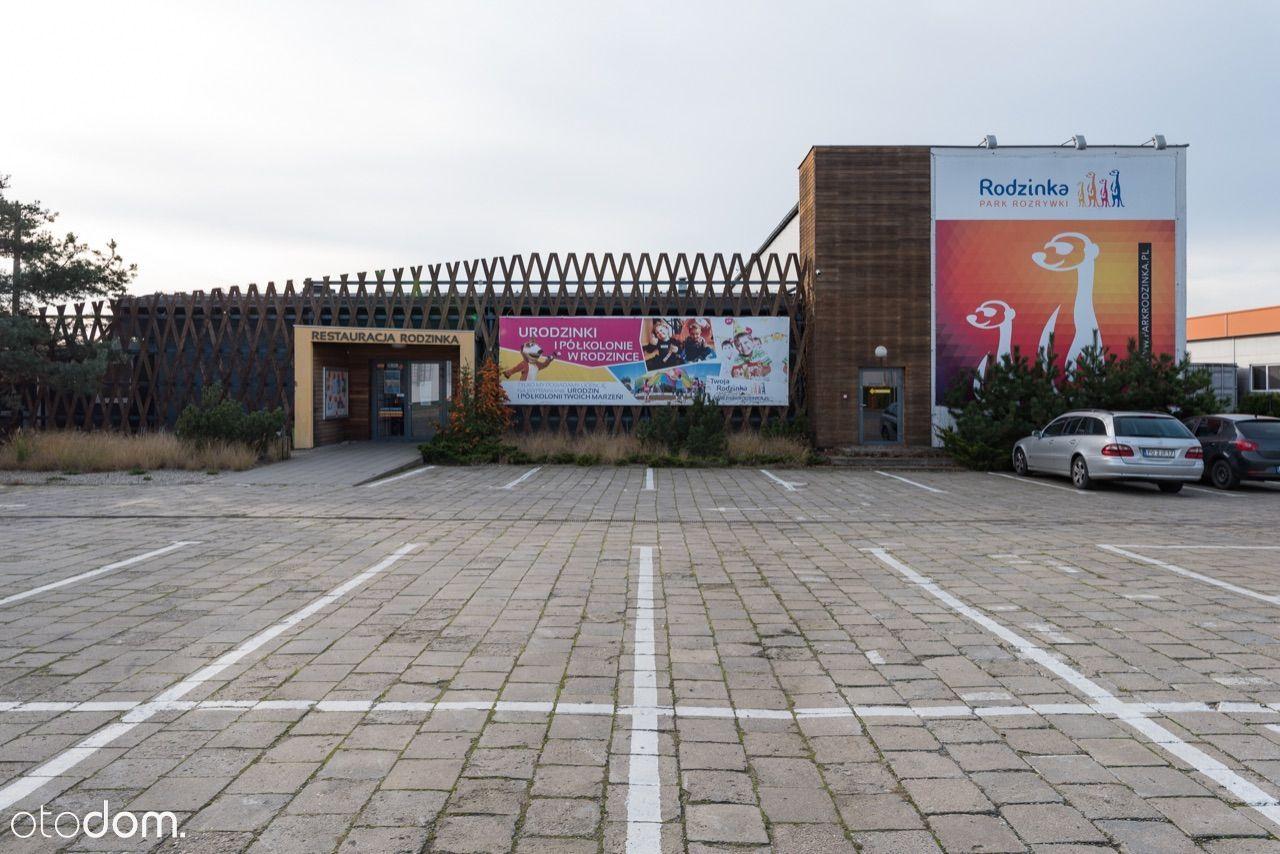 Park Rodzinka_Skórzewo_przedszkole / park rozrywki