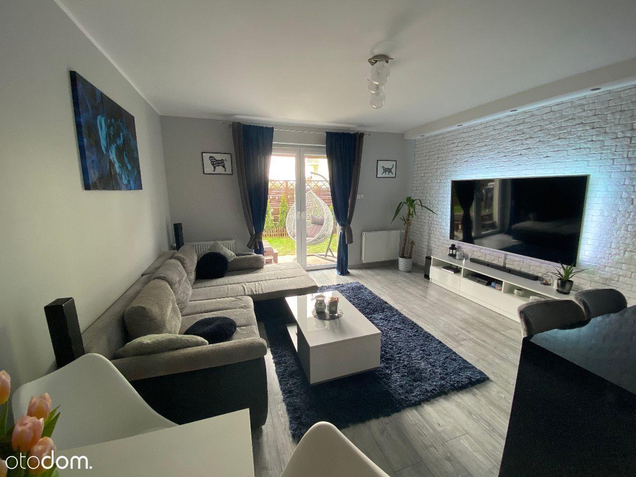 Mieszkanie 2-pokojowe 53 m2 z prywatnym ogródkiem