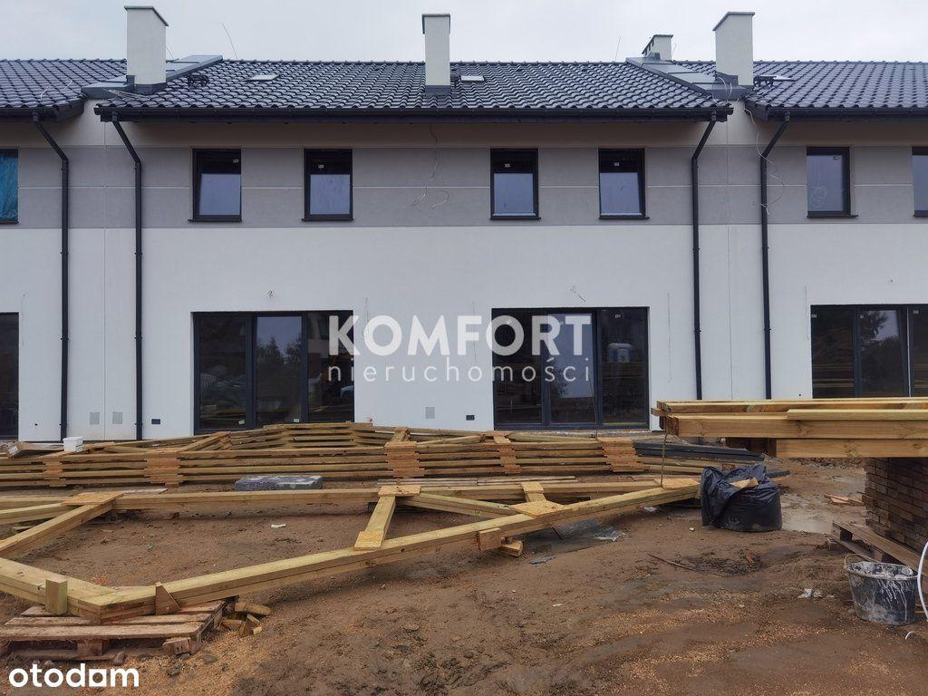 Nowe Domy Szeregowe Bezrzecze Ul. Kirasjerów