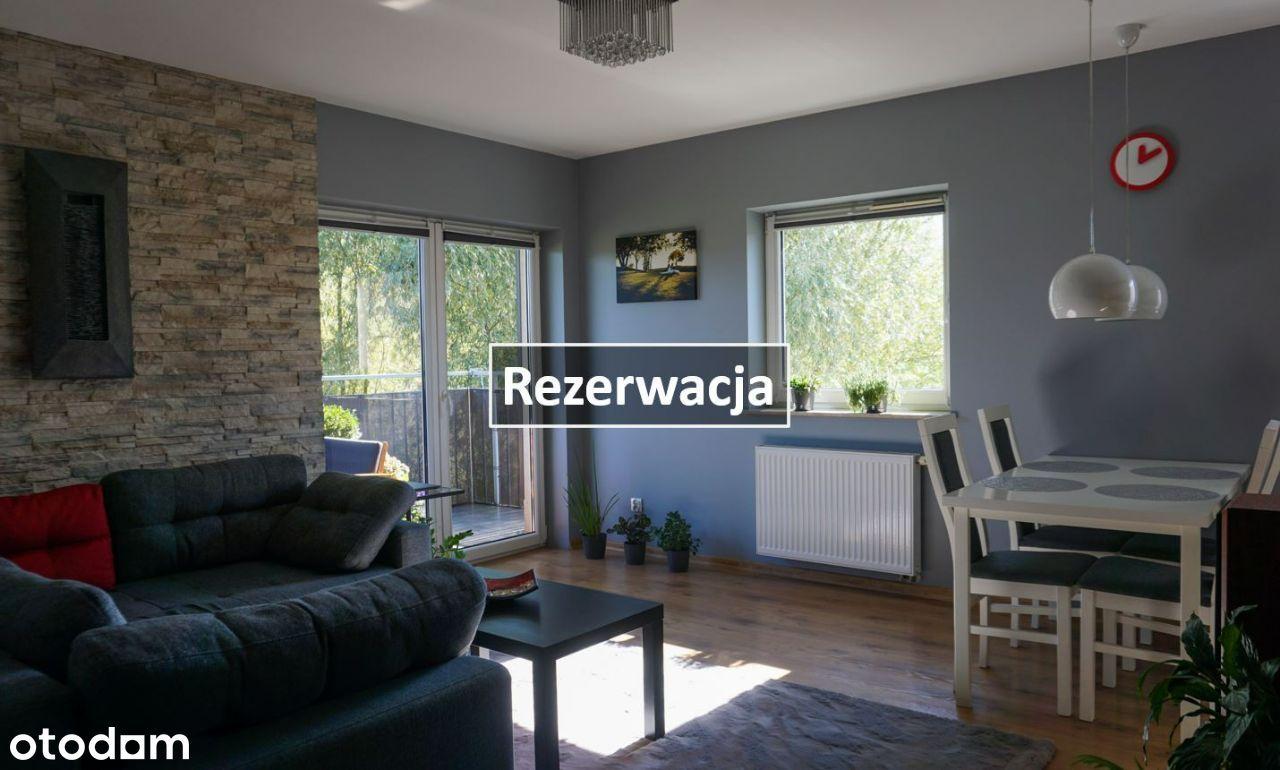 3-pokojowe mieszkanie otoczone zielenią (57.9m2)