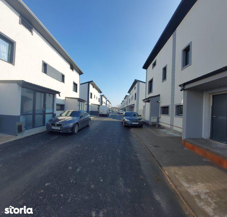 Duplexuri, 4 camere si pod depozitare-Bragadiru centru