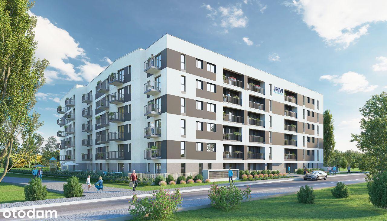 Nowe Wyżyny Apartamenty | nowoczesny apartament A4