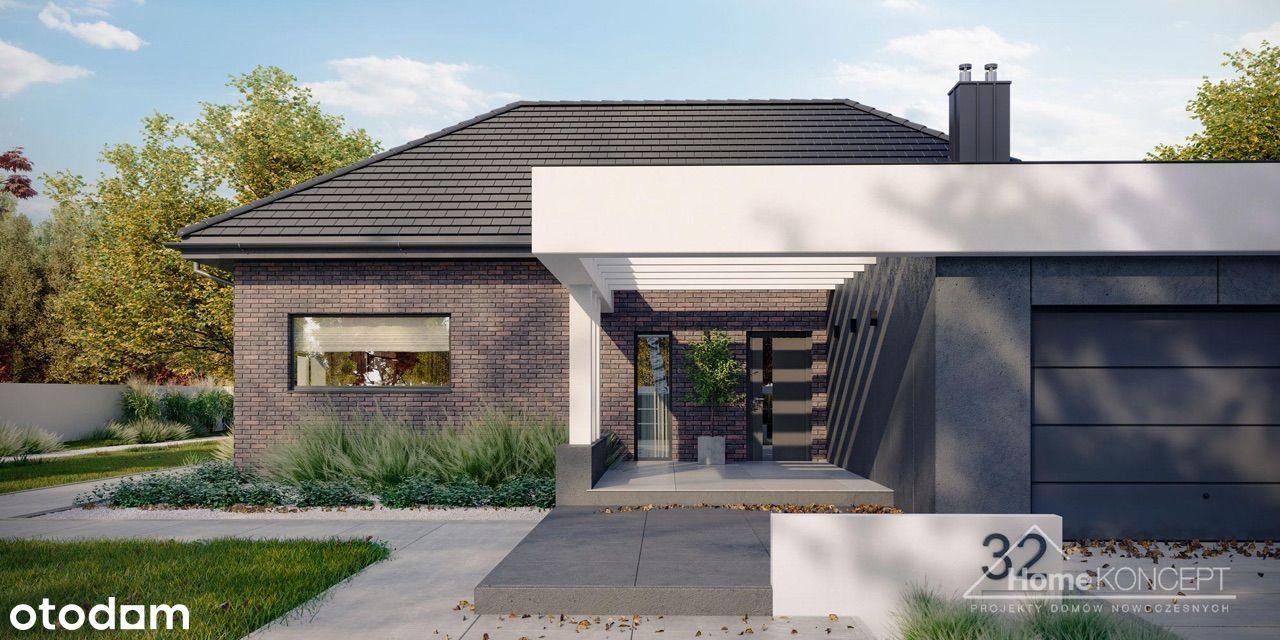 Budowa nowoczesnego domu w Radlinie